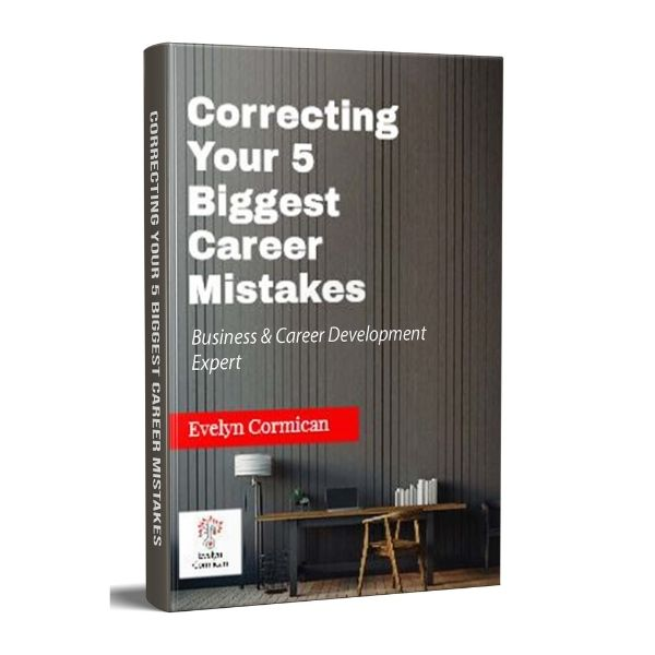 5 Biggest Career Mistakes eBook - Evelyn Cormican